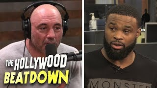 Tyron Woodley Explains Why He Doesn't Like Fighting | The Hollywood Beatdown