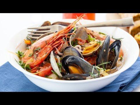 Best Italian Seafood Soup Recipe – Zuppa Di Pesce