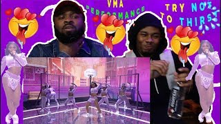 Normani VMA Performace | *Try Not To Thirst* | Reaction
