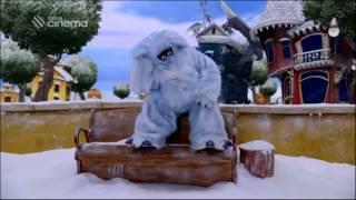 ᴴᴰ Lazy Town Sněhová příšera z LazyTownu CZ youtube original