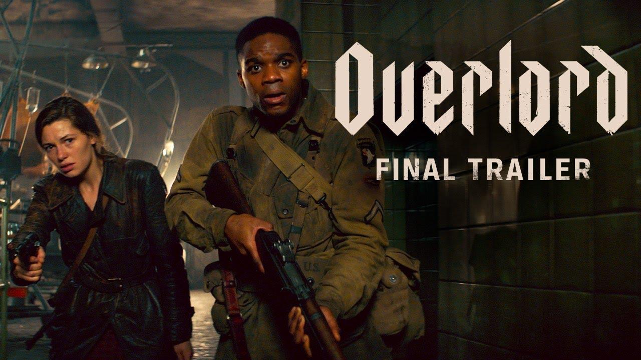 Operação Overlord: Filme ganha trailer final cheio de zumbis