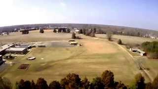 VAS Specter FPV Flight - Unedited Video from Fatshark PilotHD V2 Camera