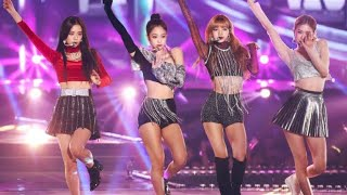 BLACKPINK   MMA 2018 Intro + DDU DU DDU DU HD Live Performance