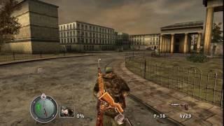Sniper Elite segmented speedrun 1:06:00