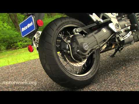 Two Wheelin': 2012 Moto Guzzi Griso 8V SE
