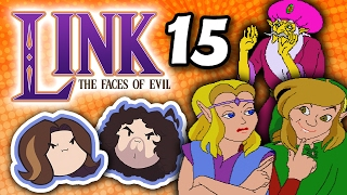 Link: The Faces of Evil: The Most Scary Monster in the Game Ever - PART 15 - Game Grumps