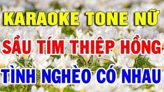 karaoke-nhac-song-bolero-tone-nu-toan-bai-hay-lien-khuc-sau-tim-thiep-hong-tinh-ngheo-co-nhau