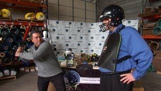 Football Helmet Technology Controversy