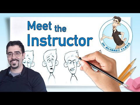 Angel M Alvarez is a published illustrator, cartoonist and educator. I'm here to help you grow as an artist.