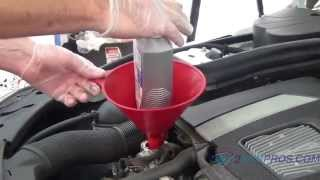 Engine Oil Change and Filter Mercedes