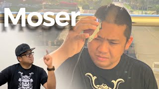 Moser 1400 Unboxing |Hair Clipper and Trimmer Demo