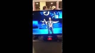 WWE 2K17: Short Clip feat. AJ Styles Entrance (Off-Screen)