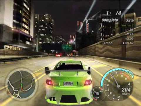 Gameplay de Need for Speed: Underground 2