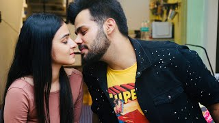 HOW TO KISS A GIRL ON FIRST DATE ? |LoveRudrakash | New Video|