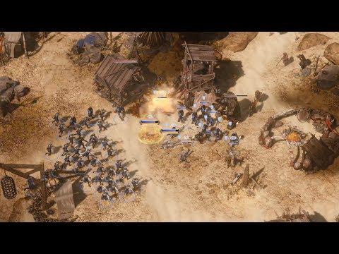 SpellForce 3 (2017) - Gameplay (PC/UHD)