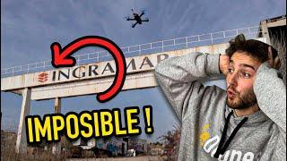 HE REALIZADO algo IMPOSIBLE con UN DRON FPV ⚠️???? // FREESTYLE FPV ????