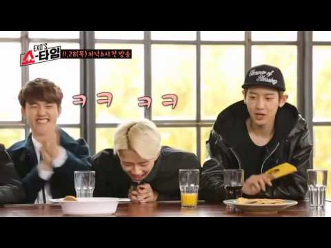 Exo showtime ep.1 funny moments