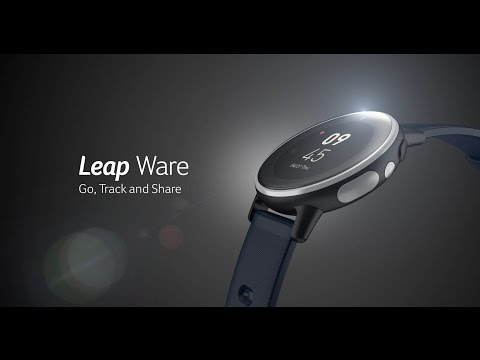 Acer Leap Ware, smartwatch per chi ama il fitness