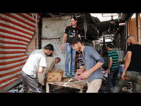 Mπαράζ βομβιστικών επιθέσεων στην Βαγδάτη