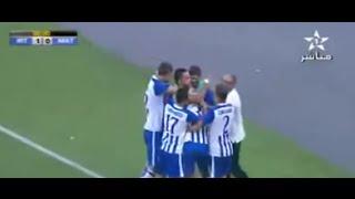 ملخص مباراة اتحاد طنجة 2 - 2 المغرب التطواني - مباراة قمة في الروعة