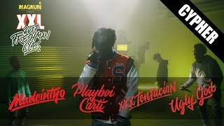 Playboi Carti, XXXTentacion, Ugly God and Madeintyo's 2017 XXL Freshman Cypher