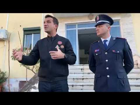 Termeti/ Erion Veliaj i jep porosi policise bashkiake per te vijuar me normalitetin ne Tirane