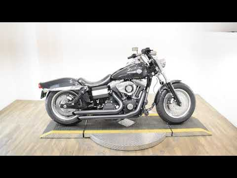 2008 Harley-Davidson Dyna® Fat Bob™ in Wauconda, Illinois - Video 1