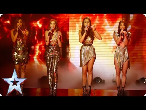 Zyrah Rose Set Fire To The Stage With Adele Hit Semi Final 3 Britains Got Talent 2016