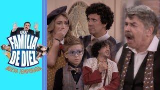 Video Una familia de 10: ¡Plácido corre a Arnoldo y Plutarco de la casa! | C6 - T2 | Distrito Comedia MP3, 3GP, MP4, WEBM, AVI, FLV September 2019