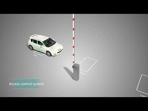 Zkteco Parking BArrier by MySolutions
