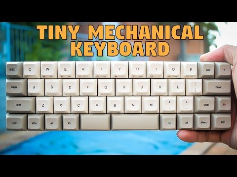 Vortex Core 40% Mechanical Keyboard – Unboxing & Review
