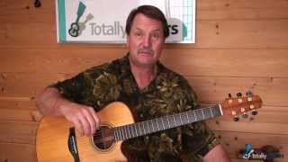 Wake Up Little Susie - Everly Brothers - Guitar Lesson