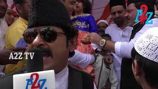 Karnataka C.M Sidhramai Sir Celebrated Bakrid With B.Z Zameer Ahmed Khan, A2Z TV Exclusive