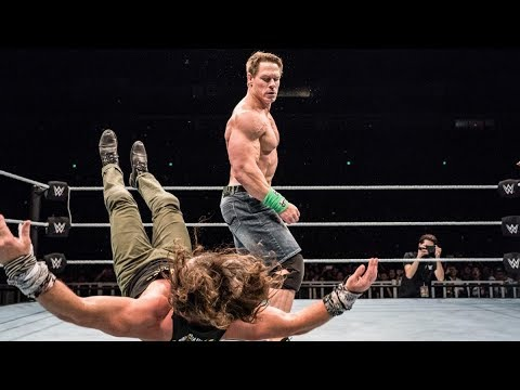 """John Cena reveals shock new finisher  """"Sixth Move of Doom"""" #SixthMoveofDoom #6thmoveofdoom"""