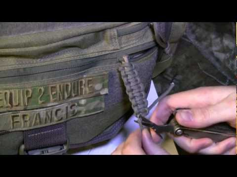 Download The Paracord Weaver: How To - 2 Piece Leash - Lead
