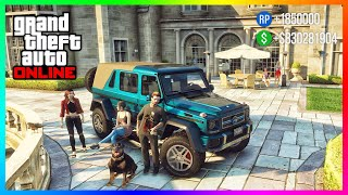 It's Been OVER A YEAR Since Rockstar Games Has Done This In GTA 5 Online...