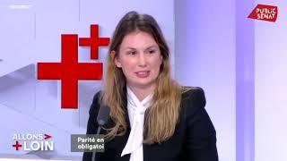 Marion Pariset - PublicSénat -08/03/2021