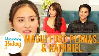 Magandang Buhay: Magui as a sister to Daniel and Kathryn