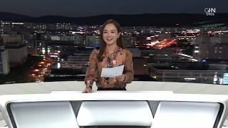 김해방송 녹화중 방송사고... 지진발생(gimhae broadcasting network earthquake , 地震)
