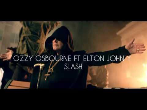 Ozzy Osbourne ft Elton John - Ordinary Man SUBTITULOS EN ESPAÑOL