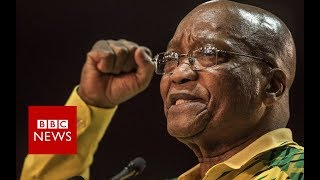 Jacob Zuma: South African leader