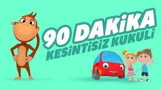 Kukuli - Tüm Bölümler ve Çocuk Şarkıları - Tinky Minky ile Eğitici Çizgi Film Bebek Şarkıları