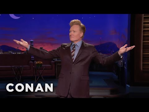 Conan: Paul Ryan Wants To Take Away His Family's Health Care In Person  - CONAN on TBS