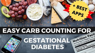 Carb Counting For Gestational Diabetes