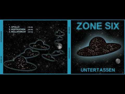Zone Six - Untertassen(Full Album)