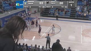 Harrison Gobiln Basketball vs Gentry