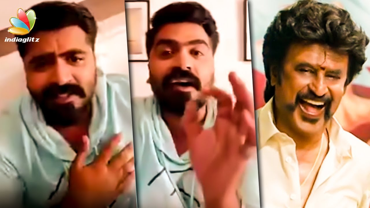 Superstar is Magician : Simbu about Rajinikanth | Petta Teaser Special