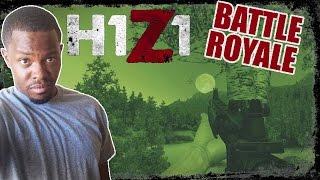 H1Z1 Hardcore Battle Royale Gameplay - NIGHT VISION HUNT! | H1Z1 Hardcore Mode