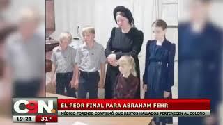 El peor final para Abraham Fehr