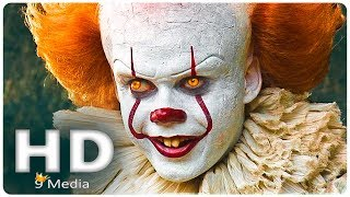 IT 2 Pennywise First Look (2019) IT Chapter 2, Pennywise The Dancing Clown, Bill Skarsgård Movie HD